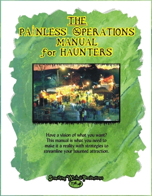 THE Painless Operations Manual for Haunters